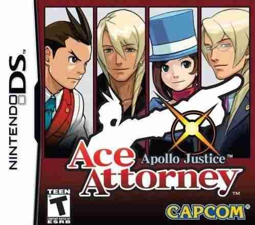 Descargar Apollo Justice Ace Attorney [English] por Torrent